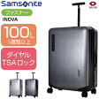 スーツケース   SAMSONITE (サムソナイト) INOVA (イノヴァ) Spinner 75cm U91*003