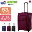 スーツケース | SAMSONITE (サムソナイト) American Tourister (アメリカンツーリスター) MV+SS (エムブイプラス) Spinner 68cm 20T*002 ファスナー/ジッパー