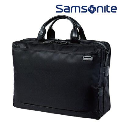 ブリーフケースM Exp SAMSONITE サムソナイト Debonair IV デボネア4 ビジネスバッグ メンズバッグ 2WAYバッグ DJ8*09003 ブラック