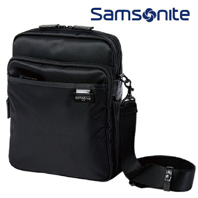 ショルダーバッグ SAMSONITE サムソナイト Debonair IV デボネア4 ビジネスバッグ メンズバッグ DJ8*09007 ブラック