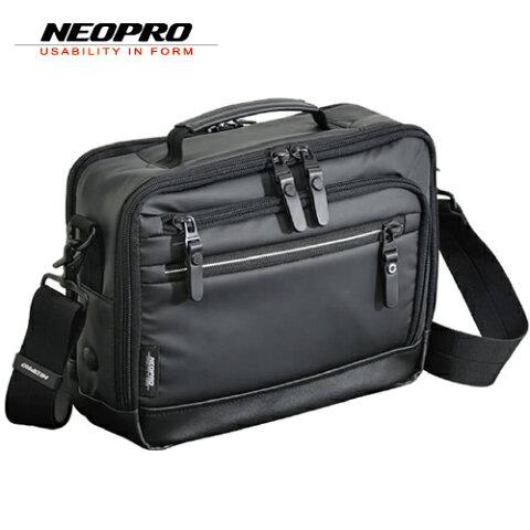 ショルダーバッグS NEOPRO COMMUTE LIGHT ネオプロ コミュートライト メンズバッグ ビジネスバッグ 2-765 ブラック