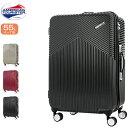 スーツケース SAMSONITE サムソナイト American Tourister アメリカンツーリスター AIR RIDE エアーライド Spinner 66cm DL9*005 ファスナー/ジッパー