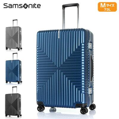 スーツケース SAMSONITE サムソナイトINTERSECT インターセクト スピナー68 Spinner GV5*002 3年保証 ジッパー/ファスナー