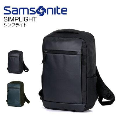 【SALE】バックパック SAMSONITE サムソナイト Simplite シンプライト PC収納ポケット GR3*001