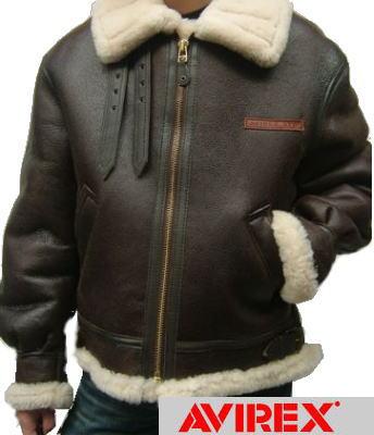 kawanotajimaya   Rakuten Global Market: B-3 leather jackets