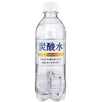 1本あたり64円!!今売れてるエコなペットボトルの炭酸水!!【2ケースまで同梱可】サンガリア 炭...
