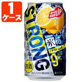 キリン 氷結ストロングシチリア産レモン350ml×24本 [1ケース]※3ケースまで1個口配送可能<缶チューハイ><キリンC>[1705YF][HINA][SE]
