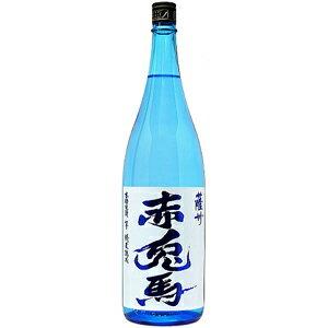 濱田酒造 赤兎馬 ブルー 20度(本格いも焼酎)1800ml瓶※6本まで1個口配送可能<瓶焼酎><芋>[T.038.3214.5.UN]