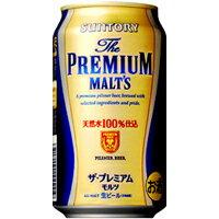 サントリー ザ・プレミアムモルツ350ml×24本 [1ケース]<缶ビール/チューハイ>※3ケ…