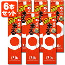 【3L】【6本セット送料無料】白鶴 まる 3000ml(3L...