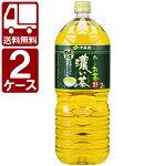 伊藤園おーいお茶濃い味2L×6本[1ケース]<ペットボトル飲料>【2ケースまで1個口配送出来ます】