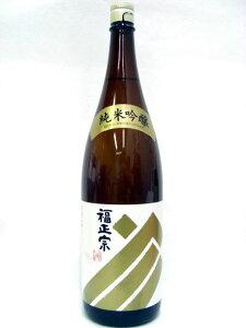 福正宗 特選 金ラベル 純米吟醸1.8L【福光屋】<酒類>
