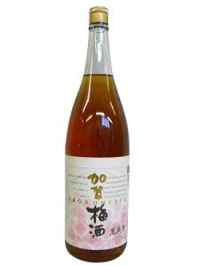 萬歳楽 加賀梅酒 1.8L<酒類>[他の1.8L瓶含め6本まで1個口で発送できます][ap14yi]