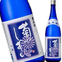 萬歳楽 菊のしずく 1.8L【小堀酒造】<酒類>[他の1.8L瓶含め6本まで1個口で発送できます][ap14yi]