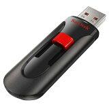 ◇ 【128GB】 SanDisk/サンディスク USB Flash Drive Cruzer Glide USBメモリー USB2.0 海外リテール品 SDCZ60-128G-B35 ◆メ