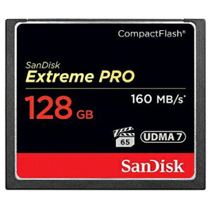 ◇ 【128GB】 SanDisk/サンディスク コンパクトフラッシュ Extreme Pro…