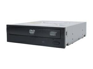 LITE-ON ライトン 内蔵型DVDコンボドライブ (16X DVD-ROM + 52X CD-R/RW) SATA ブラック バルク DH-52C2S-04 ◆宅