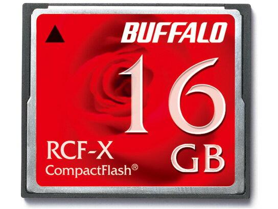 16GB コンパクトフラッシュ CFカードBUF...の商品画像