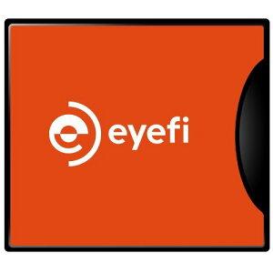 ◇ Eye-Fi アイファイ CFアダプター(CF Type II変換) WiFi内蔵SDカード・Eyefi Mobi対応 海外リテール SDCCFA-C15 ◆メ