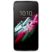 ◇ ALCATEL SIMフリースマートフォン ONETOUCH IDOL3 LTE対応 5.5型 ポケモンGO対応 メタリックシルバー 6045F-2CALJP7 ◆宅