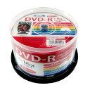 DVD-R メディア 録画用 HI-DISC ハイディスク ...