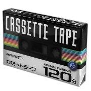 ディスク カセットテープ ノーマル ポジション