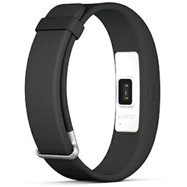 SmartBand 2 SWR12 Black SONY ソニー 活動量計 心拍センサー付 Android / iOS両対応 並行輸入品 ブラック SWR12/B 1294-0223 ◆宅
