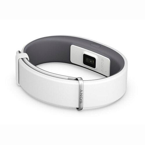 ◇ SONY ソニー 活動量計 SmartBand 2 SWR12 White 心拍センサー付 Android & iOS対応 ホワイト 並...
