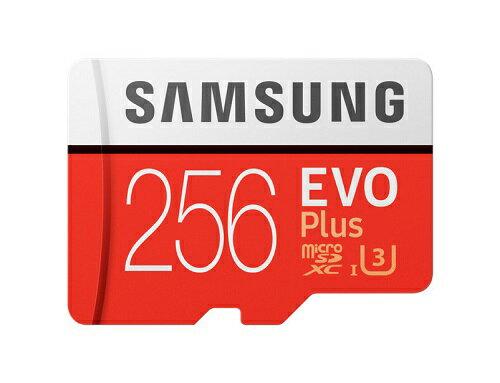 ◇ Samsung サムスン microSDXCカード EVO Plus Class10 UHS-1 U3 R:100MB/s W:90MB/s 4...