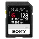 128GB SDXCカード SDカード SONY ソニー SF-Gシリ...