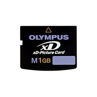 1GB xDピクチャーカード xDカード OLYMPUS オリンパス Type Mシリーズ バルク M-XD1GM-BLK ◆メ