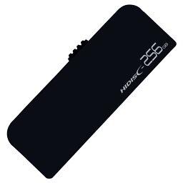 b63d8d525d2a 詳細はこちら. 256GB USBメモリー USB3.0 HI-DISC ハイディスク スライド式 ハイコストパフォーマンスモデル ブラック  HDUF116S256G3