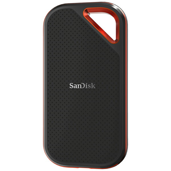 1TB外付SSDポータブルSSDUSB3.1Gen2SanDiskサンディスクExtremeProR:1050MB/s防滴耐振耐