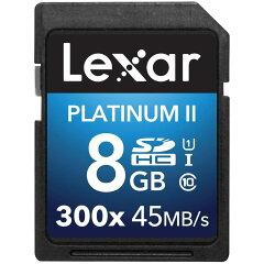 Lexar SDHCカード