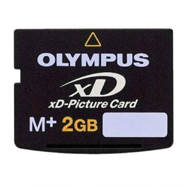 2GB xDピクチャーカード xDカード OLYMPUS オリンパス Type M+シリーズ 高速転送タイプ バルク M-XD2GMP-BLK ◆メ
