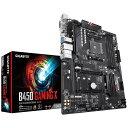 マザーボード AMD B450チップセット搭載 ATX Gaming向け GIGABYTE ギガバイト SocketAM4 M.2(NVMe PCIe x4) Ryzen 3000シリーズ対応 B450 GAMINGX ◆宅
