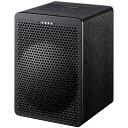 スマートホーム対応ワイヤレススピーカー ONKYO オンキョー Bluetooth Googleアシスタント搭載 Smart Speaker G3 ブラック VC-GX30-B ◆宅・・・
