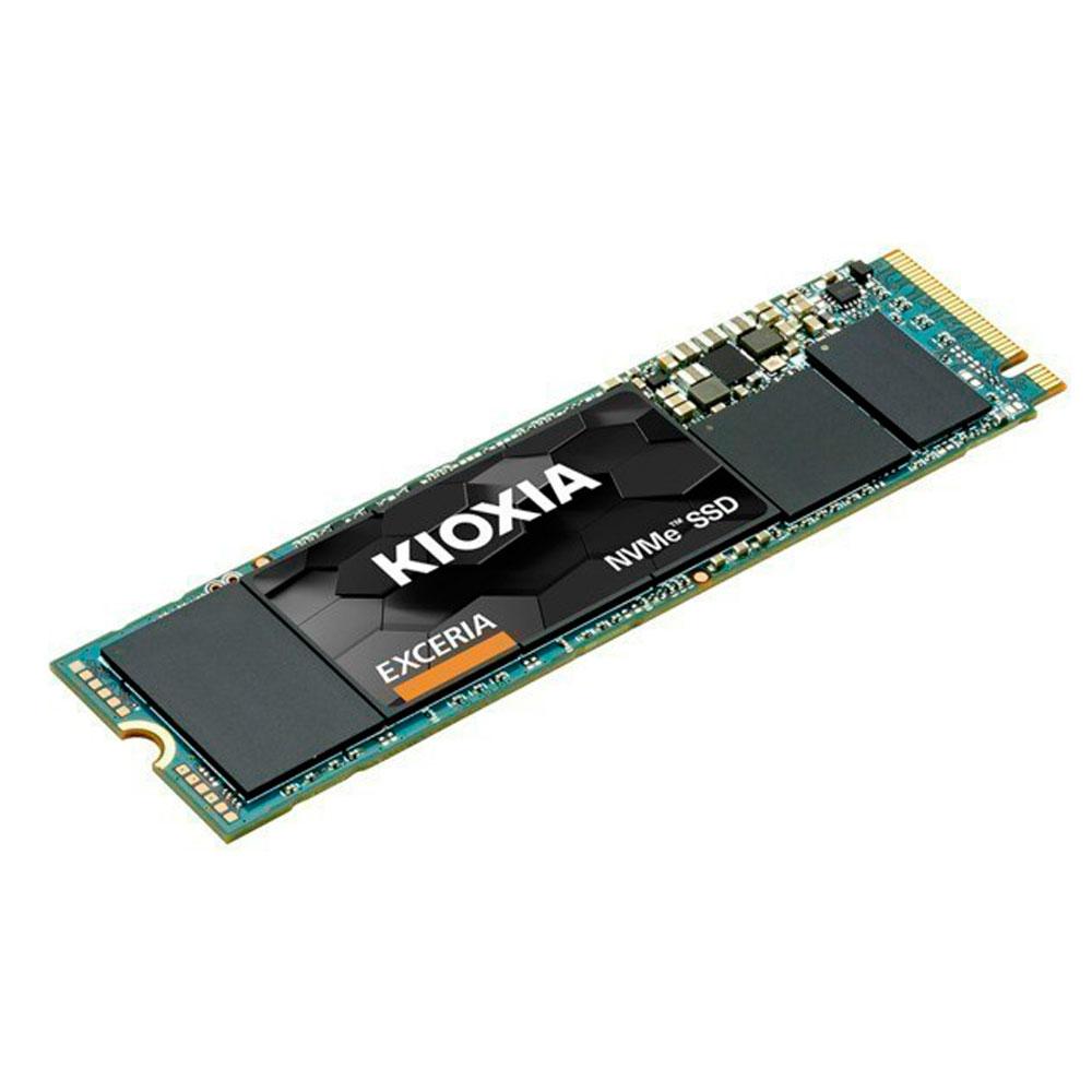 内蔵ドライブ・ストレージ, 内蔵SSD 250GB M.2 2280 NVMe SSD KIOXIA EXCERIA M.2 PCIe R:1700MBs W:1200MBs BiCS TLC 7mm LRC10Z250GC8