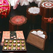 桜花紋(15個入)