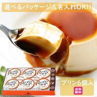 名入れ可能オリジナル風見鶏ぷりん6個入
