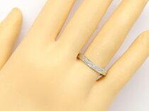 ペアリングダイヤダイヤモンドピンクサファイア結婚指輪マリッジリングプラチナ900PT900ハンドメイド