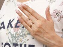 [送料無料]ペアリング結婚指輪マリッジリングピンクゴールドk18ホワイトゴールドK1818金18kハンドメイドアラベスク宝石無しホーニングつや消し地金リングブライダルリングウェディングリング結婚式結婚記念2本セット【_包装】0601カード分割