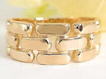 ペアリングピンクゴールドk18結婚指輪マリッジリングk18PG結婚記念リング