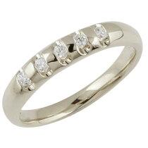 [送料無料]ダイヤモンドプラチナリング指輪ダイヤダイヤリングシンプルストレートプラチナ900pt900メンズレディース【_包装】【RCP】
