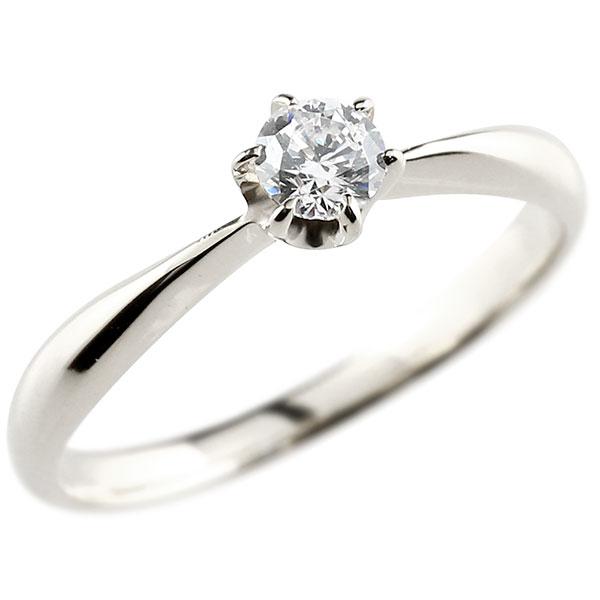 ブライダルジュエリー・アクセサリー, 婚約指輪・エンゲージリング  0.3ct K18 SI