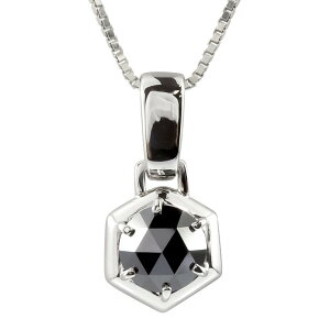 316ba6fe7a8a52 [送料無料]メンズ プラチナ ペンダント ペンダントトップ ネックレス ブラックダイヤモンド 1ct ネックレス プラチナ pt900