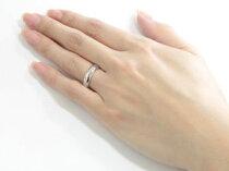 [送料無料]結婚指輪マリッジリングペアリングシルバーウェディングリングウェディングバンド記念リングプラチナリング結婚式5mm幅幅広地金リング宝石なし甲丸2本セット【_包装】0824カード分割