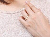 [送料無料]マリッジリングブライダルリングペアリング結婚指輪ダイヤモンドプラチナピンクゴールドk18ダイヤpt90018金結婚式記念ウェーブリング幅広裏抜きなしカップル【_包装】05P24Oct15