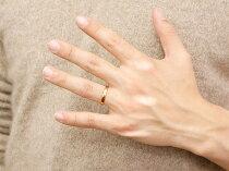 [送料無料]結婚指輪マリッジリングイエローゴールドk1818金18kペアリングダイヤモンドエタニティリング大粒ダイヤ2本セット【_包装】0824カード分割【コンビニ受取対応商品】