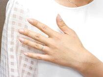 [送料無料]ペアリングマリッジリング結婚指輪ダイヤダイヤモンドホワイトゴールドk18結婚記念リングウェディングリングブライダルリングエメラルド5月誕生石ミル打ち2本セット18金【_包装】
